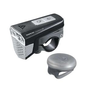 Svetlo Topeak SOUNDLITE USB s klaksónom, Topeak