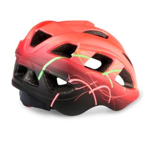 Juniorská cyklistická helma R2 BONDY ATH07R, R2