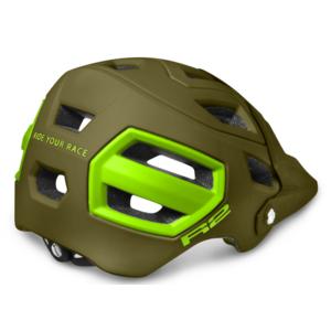 Cyklistická helma R2 TRAIL ATH08E, R2