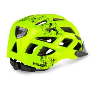 Junioarská cyklistická helma R2 LUMEN ATH20B, R2
