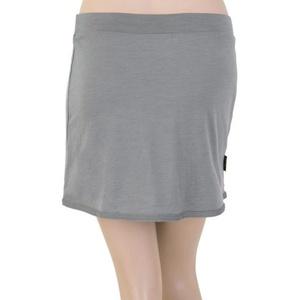 Dámska sukňa Sensor Merino Active sivá 19100001, Sensor