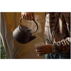 Liatinová čajová kanvica Camp Chef, Camp Chef