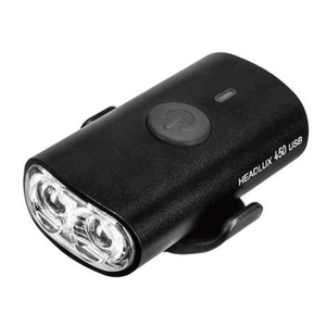 Svetlo Topeak na prilbu HEADLUX USB 450, Topeak