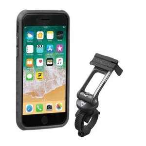 Obal TOPEAK RideCase pre iPhone 6, 6s, 7, 8 čierna TT9856BG, Topeak