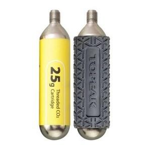 Náplň Topeak CO2 25g -2ks s rukávikom TCO25-3, Topeak