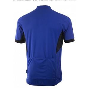 Cyklodres Rogelli PERUGIA 2.0 s voľnejším strihom, modrý 001.008., Rogelli