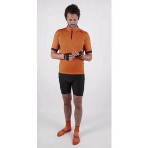 Cyklodres Rogelli PERUGIA 2.0 s voľnejším strihom, oranžvý 001.009., Rogelli