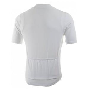 Cyklodres vhodný pre tímový potlač Rogelli BASE, biely 001.902, Rogelli