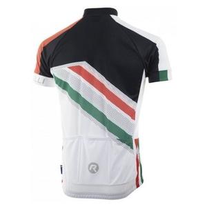 Pánsky cyklodres Rogelli TEAM 2.0 biely 001.968., Rogelli