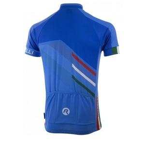 Pánsky cyklodres Rogelli TEAM 2.0 modrý 001.970., Rogelli
