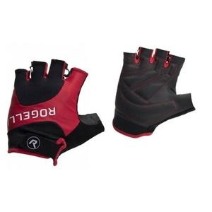 Cyklistické rukavice Rogelli Arioso, červené 006.002., Rogelli