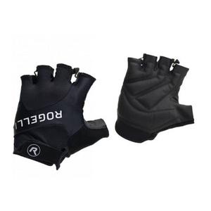 Cyklistické rukavice Rogelli Arioso, čierne 006.004., Rogelli
