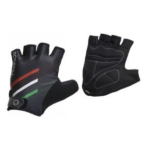 Cyklistické rukavice Rogelli TEAM 2.0, čierne 006.959., Rogelli