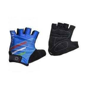 Cyklistické rukavice Rogelli TEAM 2.0, modré 006.960., Rogelli