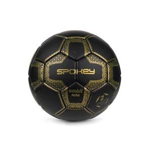 Spokey AMBIT MINI Futbalový lopta veľ. 2 čierno-zlatý
