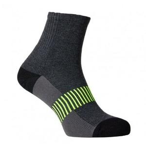 Ponožky Salming Wool Sock 2.0 Dark Grey Melange
