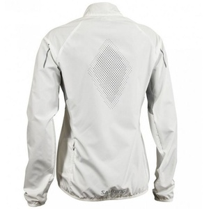 Bunda Salming Ultralite Jacket 3.0 Women White, Salming
