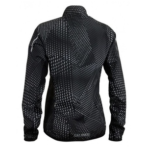 Bunda Salming Ultralite Jacket 3.0 Women Black AOP, Salming