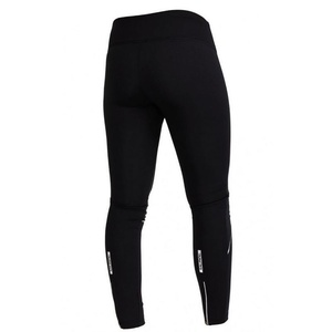 Bežecké nohavice Salming Thermal Wind Tights Women Black, Salming
