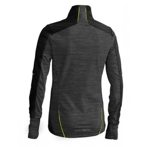 Bunda Salming Thermal Wind Jacket Women Black / Black Melange, Salming