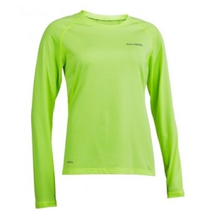 Dámske triko Salming Balance LS Tee Women Sharp Lime, Salming
