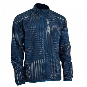 Bunda Salming Ultralite Jacket 3.0 Men Poseidon All Over Print, Salming