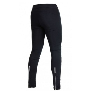 Bežecké nohavice Salming Thermal Wind Tights Men Black, Salming