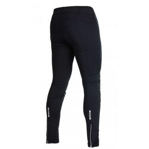 Bežecké nohavice Salming Thermal Wind Tights Men Black, Salming