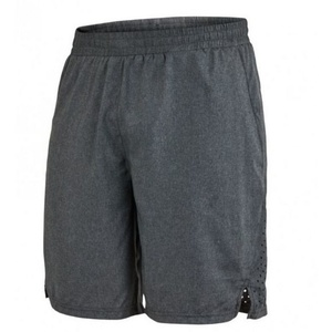kraťasy SALMING Runner Shorts Men Dark Grey Melange, Salming