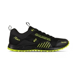 Topánky Salming Trail T4 Men Black / Safety Yellow, Salming