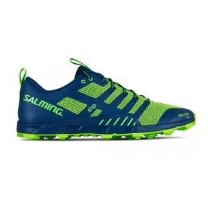 Topánky Salming OT Comp Men Poseidon Blue / Safety Yellow, Salming
