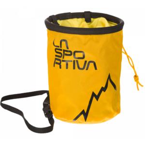 Pytlík na magnézium La Sportiva LSP Chalk Bag yellow, La Sportiva
