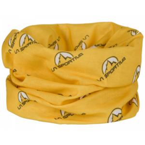 Nákrčník La Sportiva Promo Bandana yellow, La Sportiva