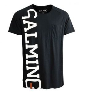 Pánske triko Salming Edge Tee Black, Salming