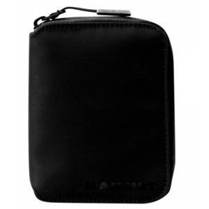 Peňaženka Mammut Seon Zips Wallet black 0001, Mammut