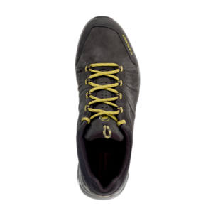Topánky Mammut Convey Low GTX ® Men graphite-dark citrón, Mammut