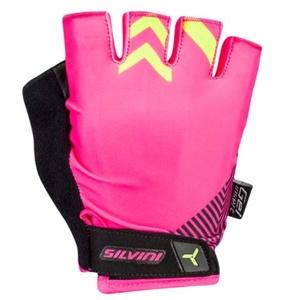 Dámske rukavice Silvini Albano WA1431 pink, Silvini