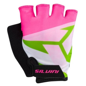 Detské cyklo rukavice Silvini osi CA1437 pink, Silvini
