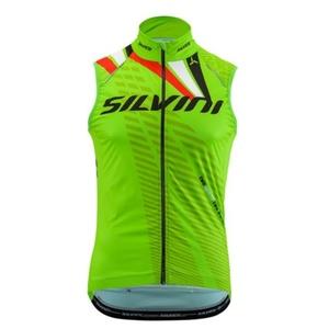 Pánska vesta Silvini TEAM MJ1404 green, Silvini