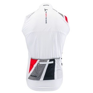 Pánska vesta Silvini TEAM MJ1404 white, Silvini