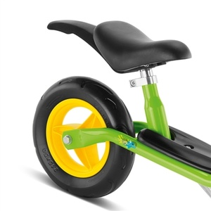 Odrážadlo PUKY Learner Bike Medium LR M Plus zelená 4073, Puky