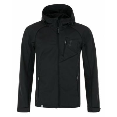 Pánska softshellová bunda Kilpi CAMPO-M čierna, Kilpi
