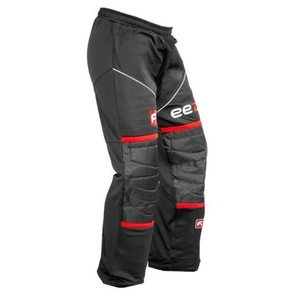 Brankárske nohavice FREEZ Z-80 GOALIE PANT BLACK/RED junior, Freez