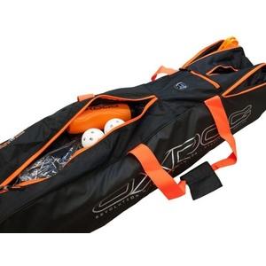 Florbalová taška OXDOG OX2 TOOLBAG SR black, Oxdog