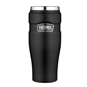 Vodotesný termohrnček Thermos Style matne čierna 160023, Thermos