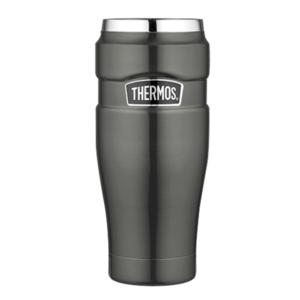 Vodotesný termohrnček Thermos Style metalicky sivá 160025, Thermos