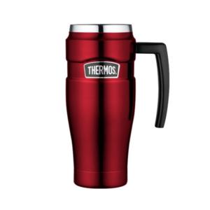 Vodotesný termohrnček s madlom Thermos Style červená 160031, Thermos