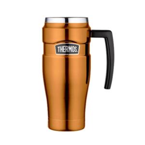 Vodotesný termohrnček s madlom Thermos Style medená 160034, Thermos