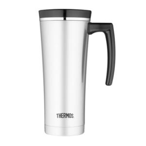 Vodotesný termohrnček s madlom Thermos Style čierna 160050, Thermos