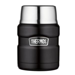 Termoska na jedlo Thermos Style matne čierna 173022, Thermos
